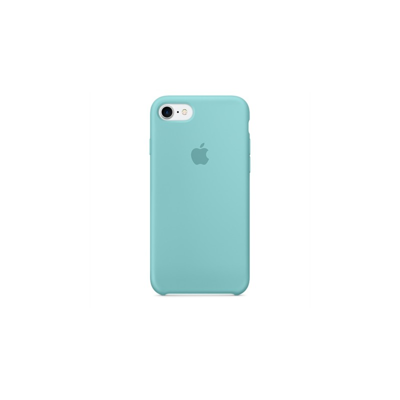 sports shoes 937d1 59fb4 Apple Silicone Case iPhone 7, sea blue