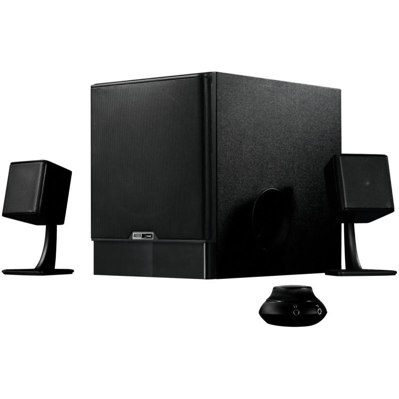 Altec Lansing speakers Phantom 2 1, black