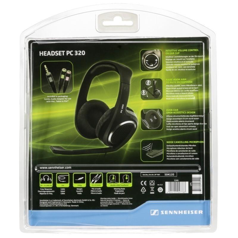 48575473d0c Sennheiser PC 320 - Headphones - Photopoint