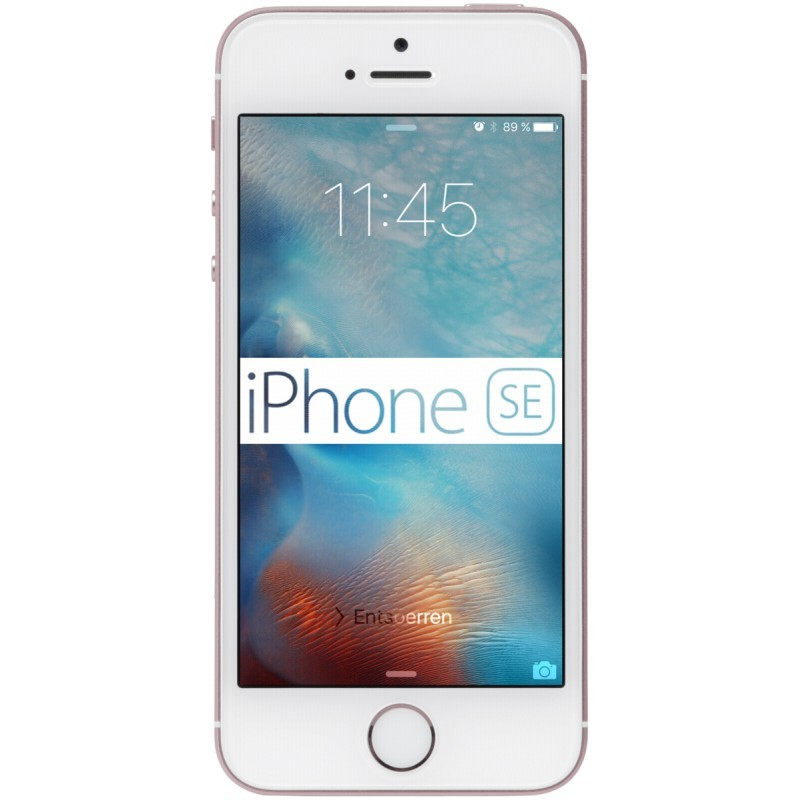 Apple Iphone Se 16gb Rose Gold Mlxn2cs A Smartphones Photopoint