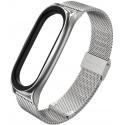 Tech-Protect ремешок для часов MilaneseBand Xiaomi Mi Band 5/6, серебристы