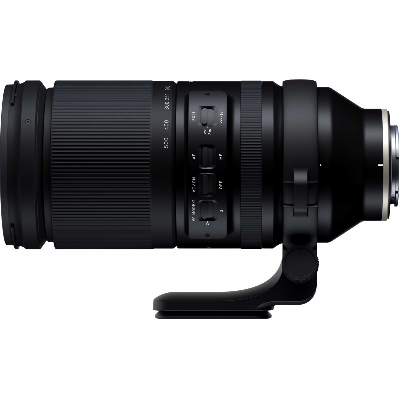 Tamron 150-500mm f/5-6.7 Di III VC VXD objektiiv Sonyle