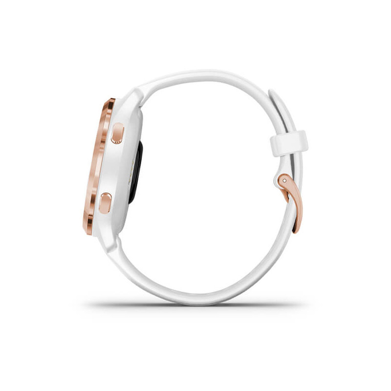 Garmin Venu 2S, rose gold/white