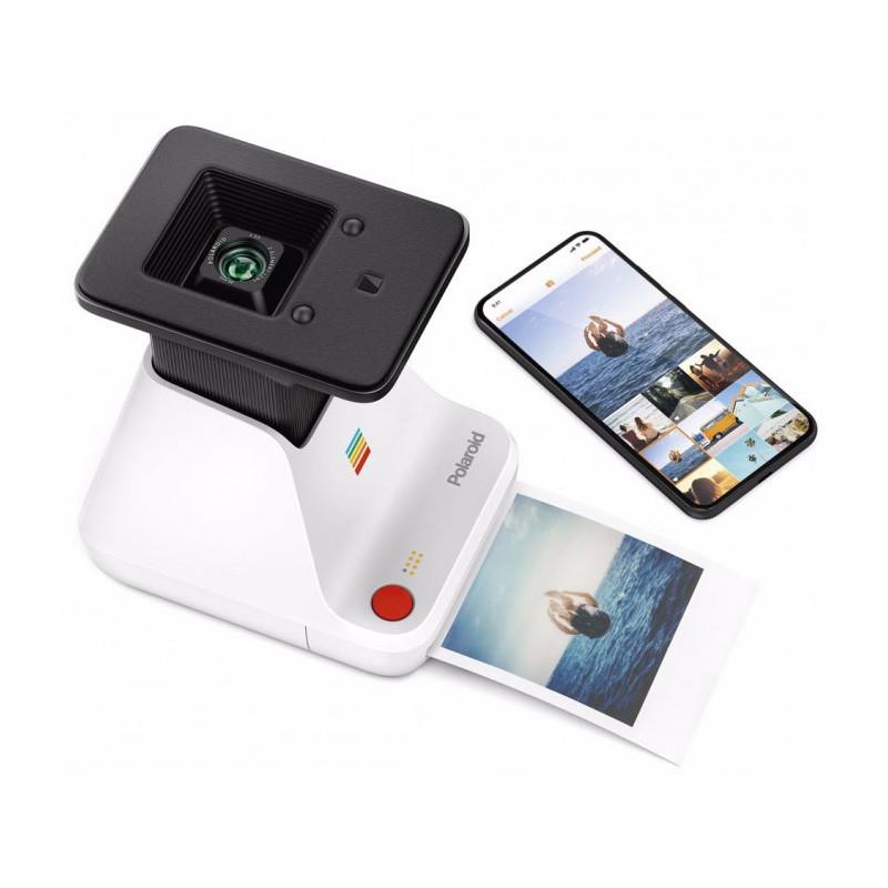 Polaroid photo printer Lab, white