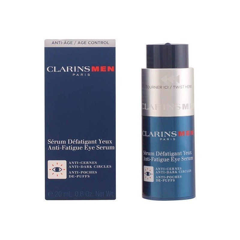 clarins men s rum d fatigant yeux 20 ml facial serums photopoint. Black Bedroom Furniture Sets. Home Design Ideas