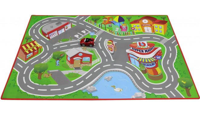 BB Junior mängumatt Ferrari Junior City