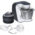 Bosch Kitchen machine MUM54A00 Black, Silver,