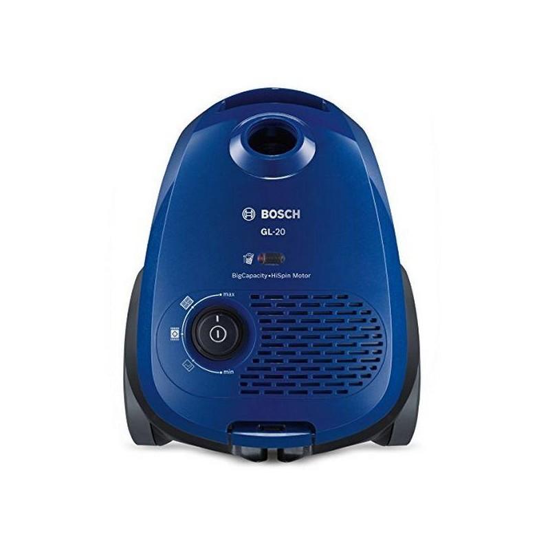 Bagged Vacuum Cleaner BOSCH BGL2UA113 GL-20 600W 80 dB (A) Dark blue