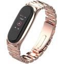 Tech-Protect ремешок для часов Stainless Xiaomi Mi Band 5/6, rose gold