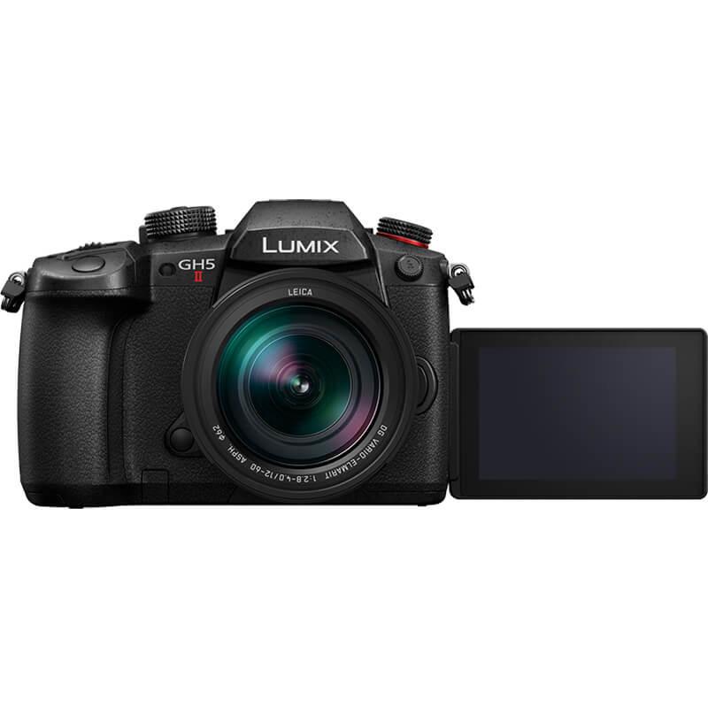 Panasonic Lumix DC-GH5 II + 12-60mm f/2.8-4.0