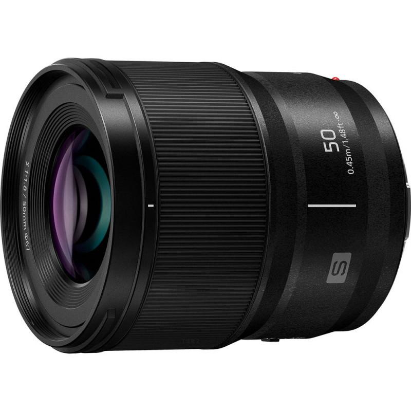 Panasonic 50mm f/1.8 S objektiiv