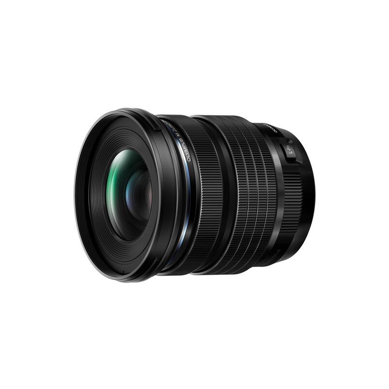 M.Zuiko Digital ED 8-25mm f/4 PRO objektiiv, must