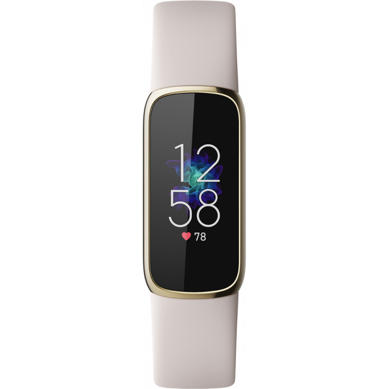 Fitbit Luxe, soft gold/lunar white