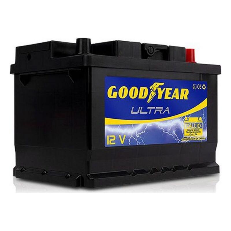 Automašīnas akumulators Goodyear GY Ultra 12V 50 Ah