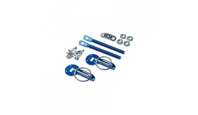 Bonnet lock Sparco 01606AA Blue Spring