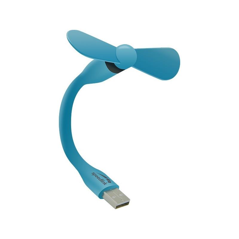 Speedlink ventilaator Aero Mini USB, sinine