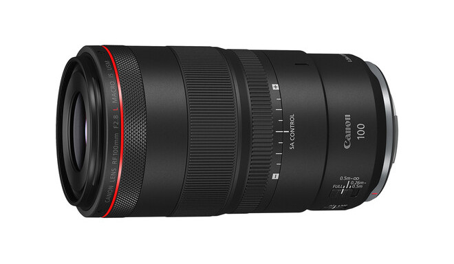 Canon RF 100mm f/2.8 L Macro IS USM objektiiv