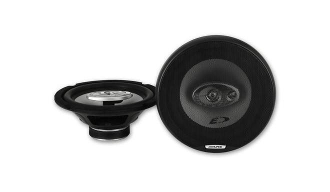 Alpine SXE-2035S car speaker Round 3-way 280 W