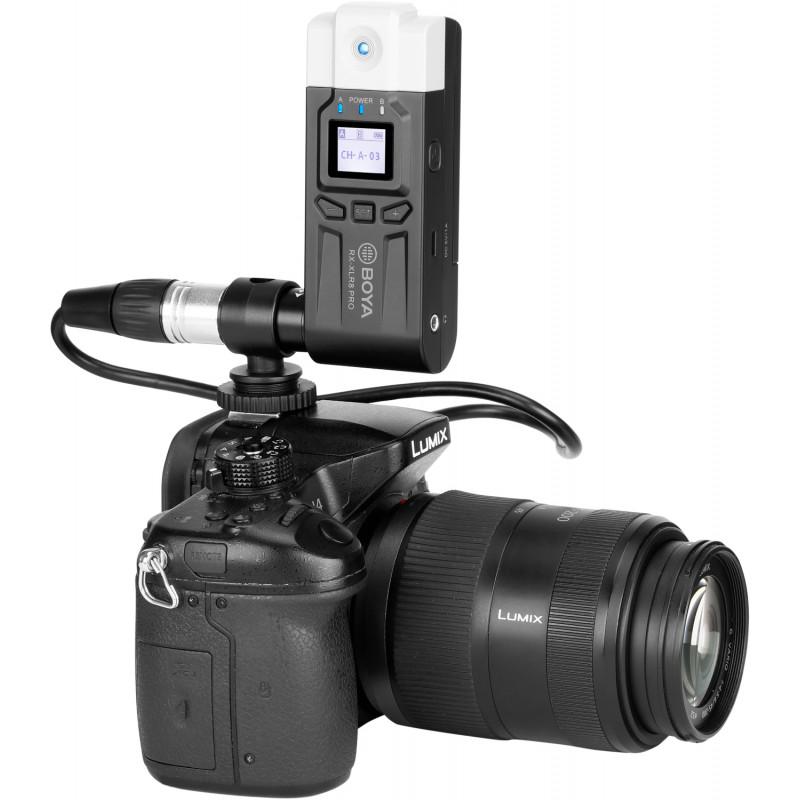 Boya беспроводной микрофон BY-WM8 Pro-K7 UHF Wireless