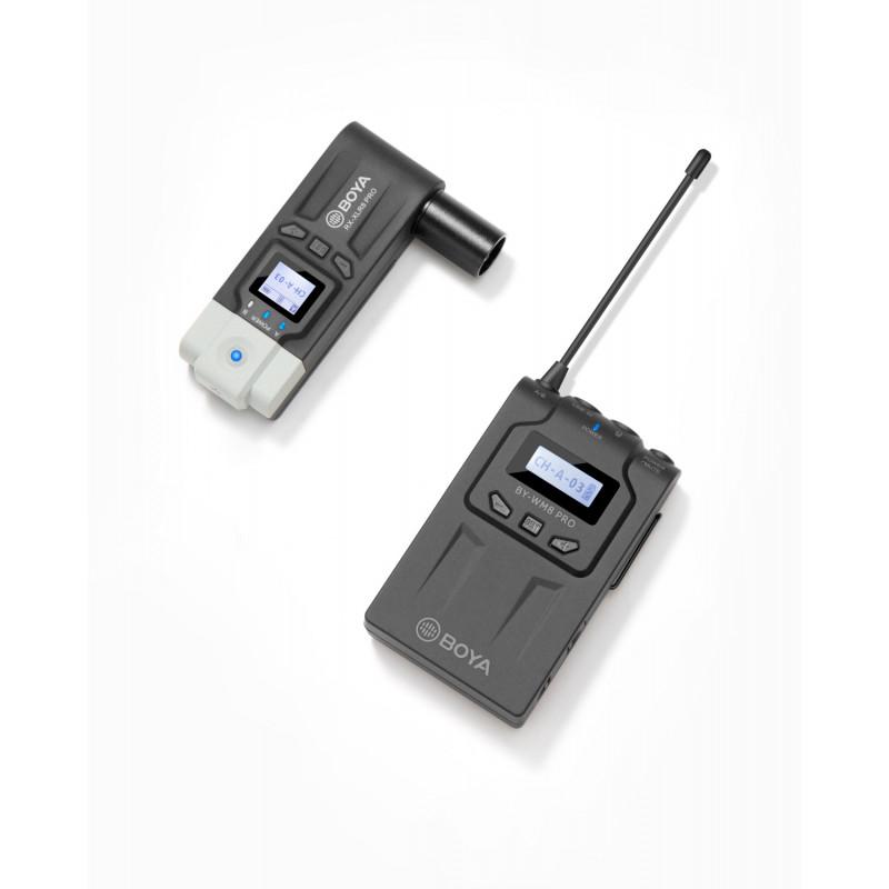 Boya juhtmevaba mikrofon BY-WM8 Pro-K7 UHF Wireless