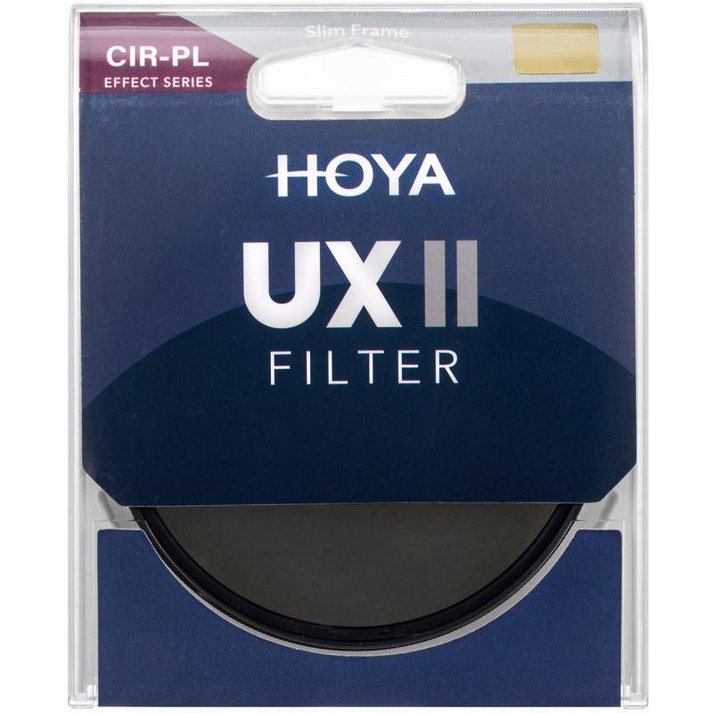 Hoya filter ringpolarisatsioon UX II 77mm