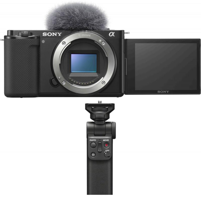 Sony ZV-E10 + käepide