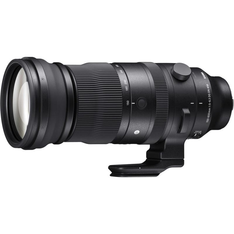 Sigma 150-600mm f/5-6.3 DG DN OS Sports objektiiv Sonyle