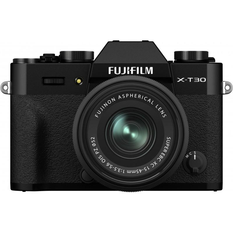 Fujifilm X-T30 II + 15-45mm Kit, must