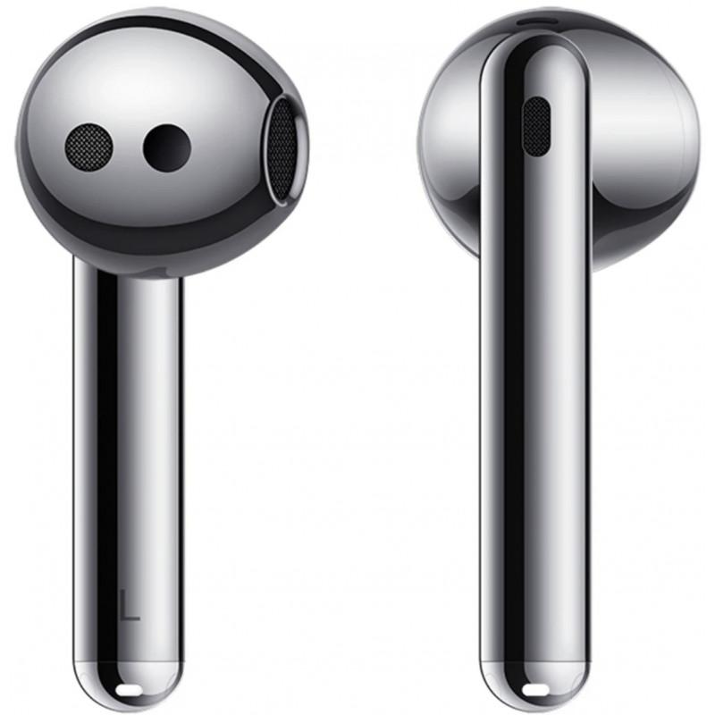 Huawei juhtmevabad kõrvaklapid + mikrofon FreeBuds 4, hõbedane