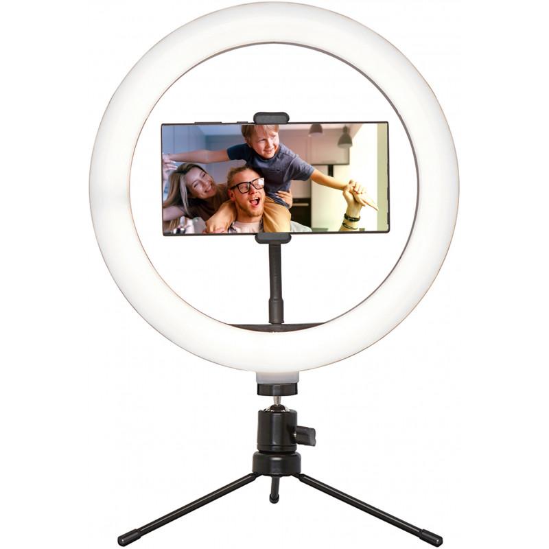 "Platinet ringvalgusti PMRL8 Vlog LED Desktop 8"""