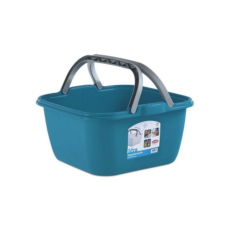 Idra basket, blue
