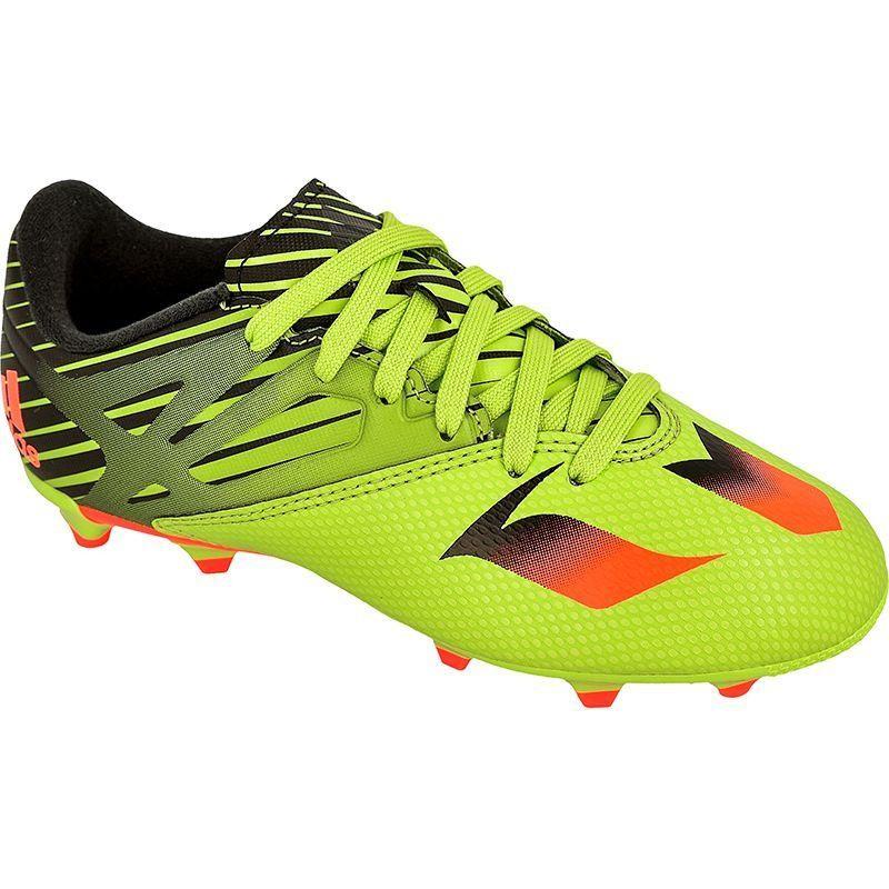 Kids football shoes adidas Messi 15.3 FG AG Jr S74695 - Training ... c30f78a57a75e