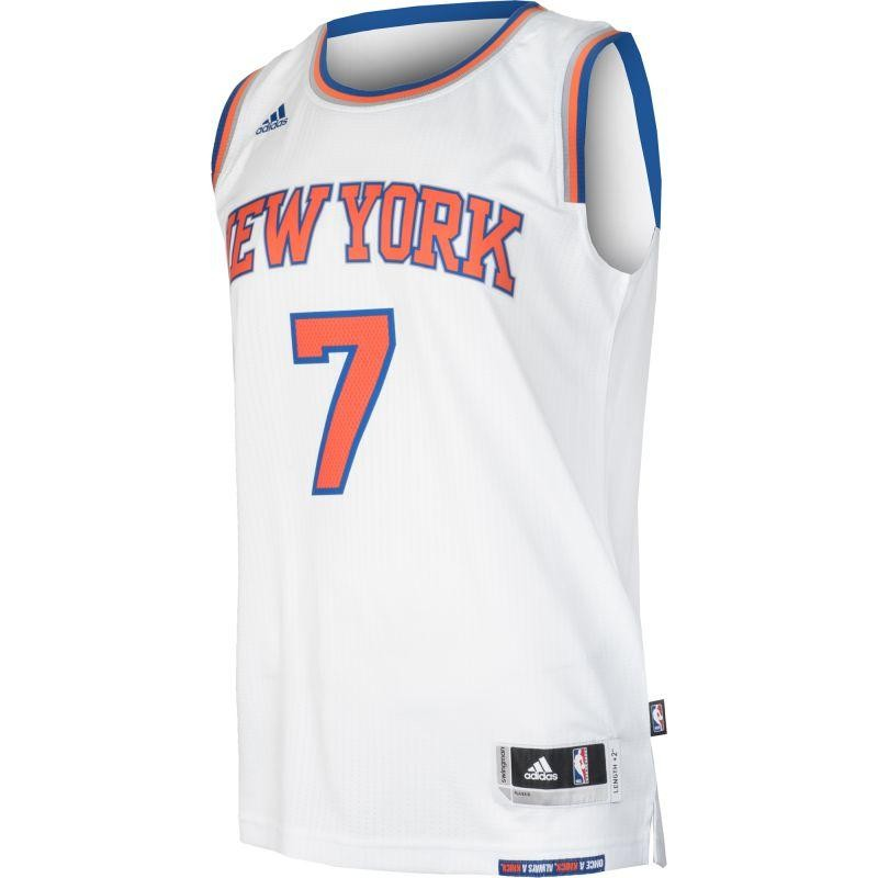 low priced c6790 7af2e Basketball shirt for men adidas Replika Swingman New York Knicks Carmelo  Anthony M A45962