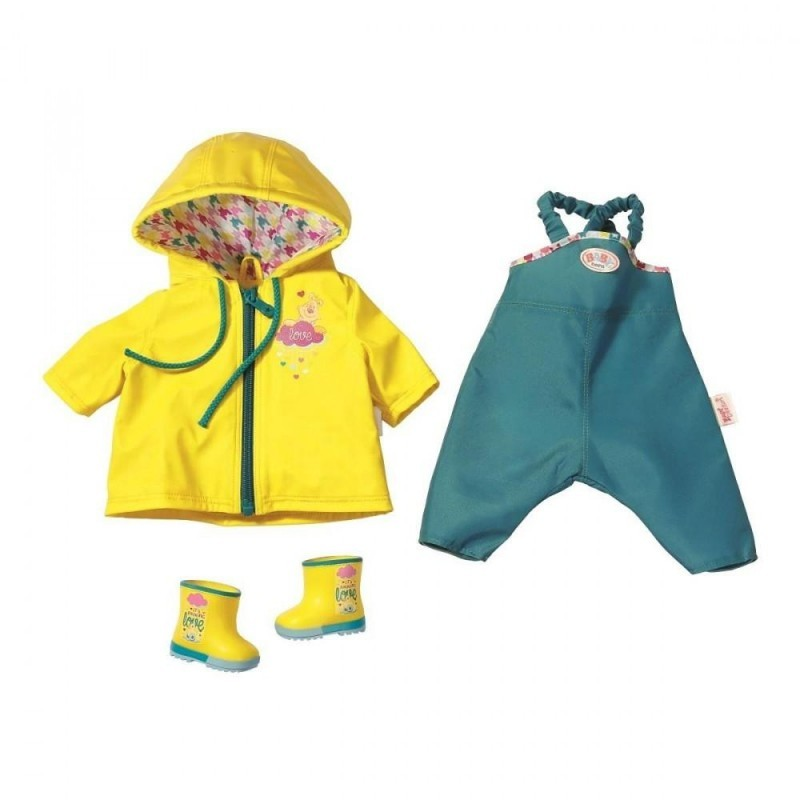 5354c8946 Baby Born doll clothes Fun in the rain Deluxe - Doll clothes ...