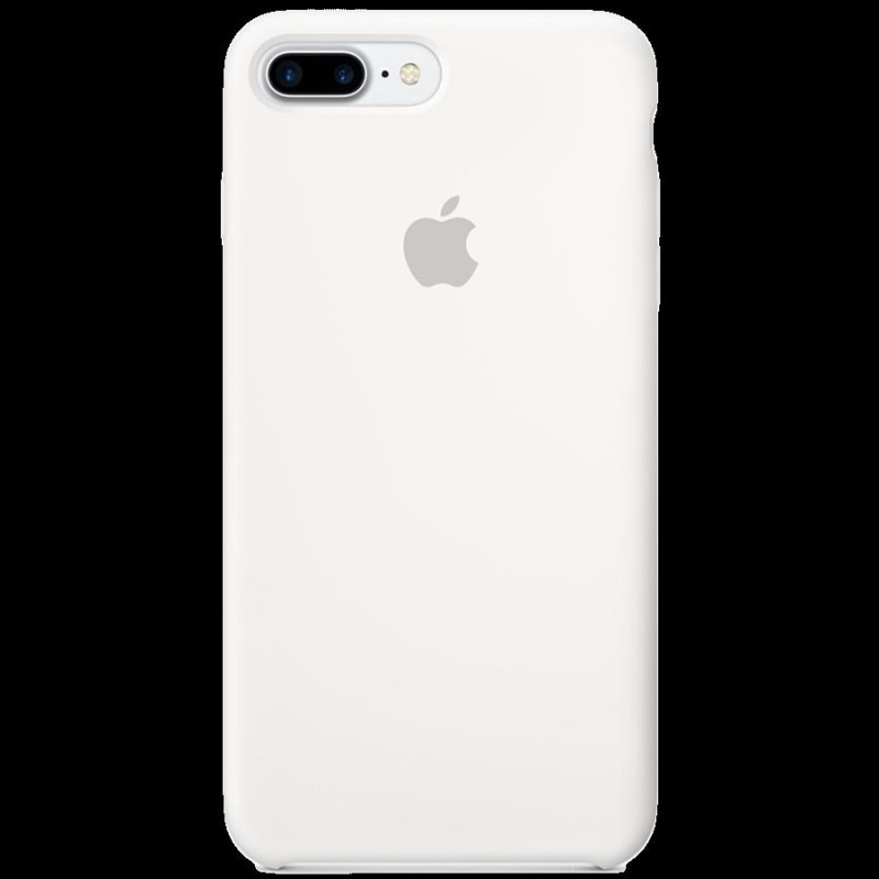 best loved 7d26a e36b3 Apple Silicone Case iPhone 7 Plus, white