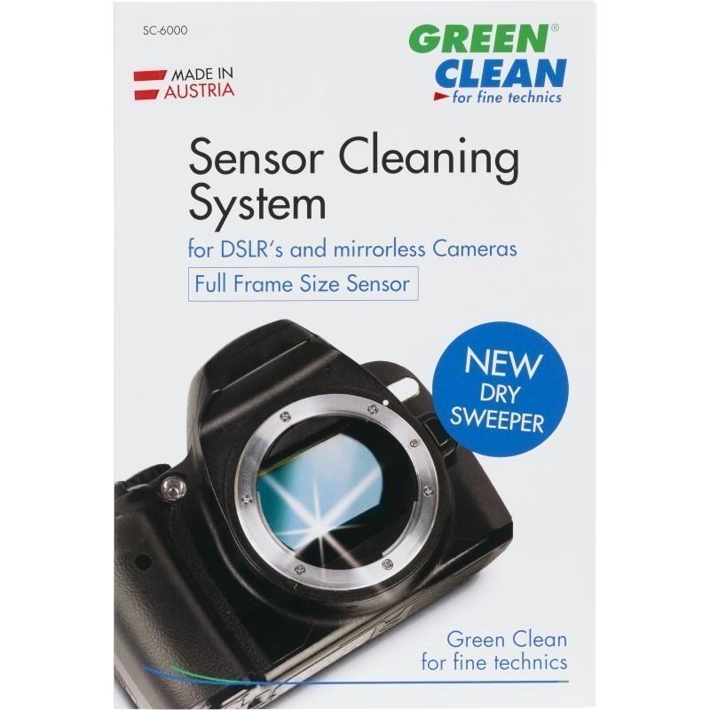 Green Clean sensori puhastuskomplekt SC-6000