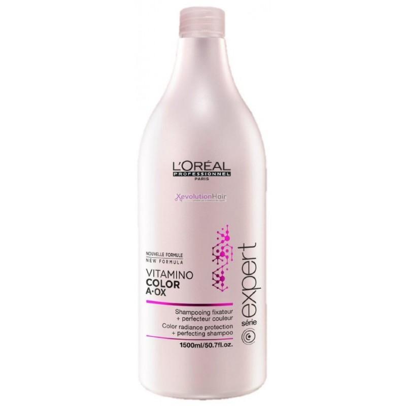 L Oreal Shampoo Vitamino Color A Ox 1500ml Shampoos