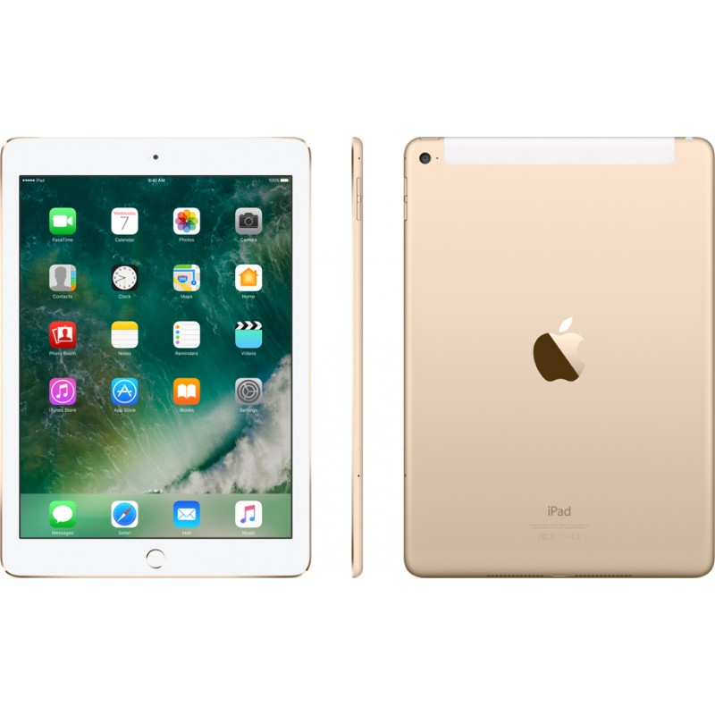 apple ipad air 2 64gb wifi 4g gold tablets photopoint. Black Bedroom Furniture Sets. Home Design Ideas