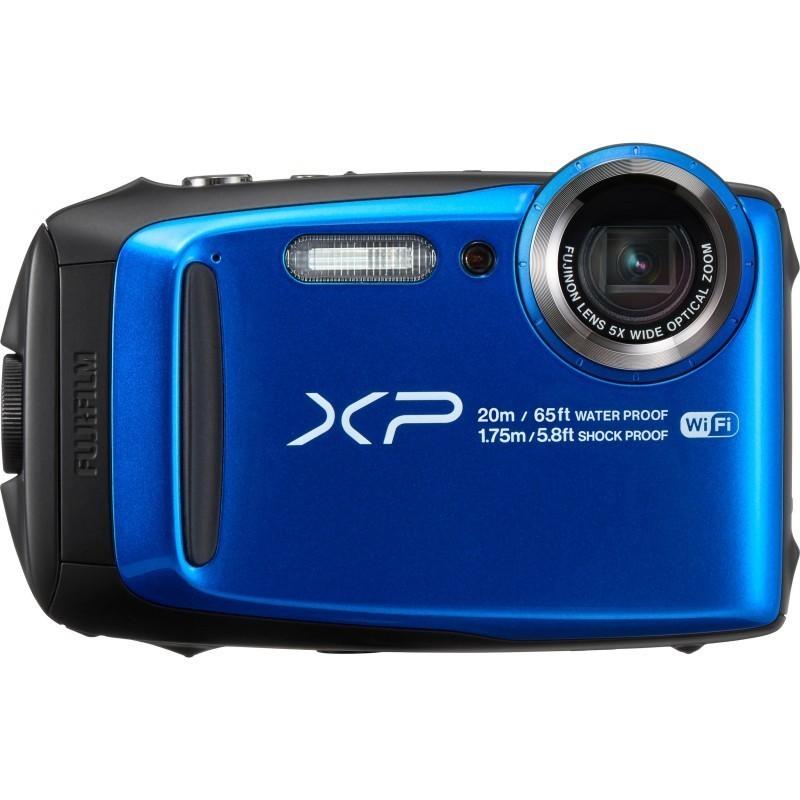 Fujifilm FinePix XP120, sinine