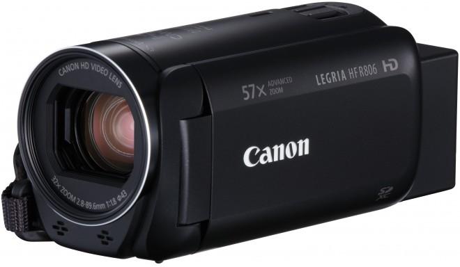 Canon Legria HF R806, черный