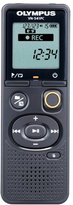 Olympus diktofon VN-541PC, must