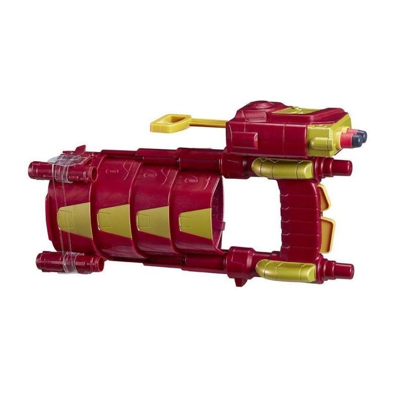 Hasbro Avengers Iron Man Extender Arm-Blaster, NERF Gun