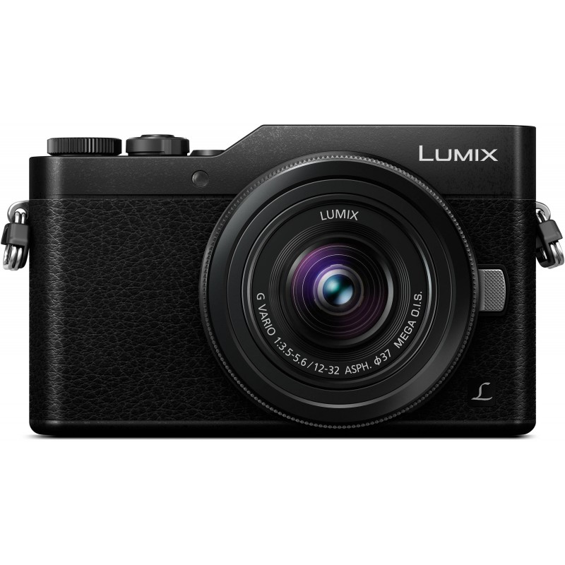 Panasonic Lumix DC-GX800 + 12-32mm Kit, must