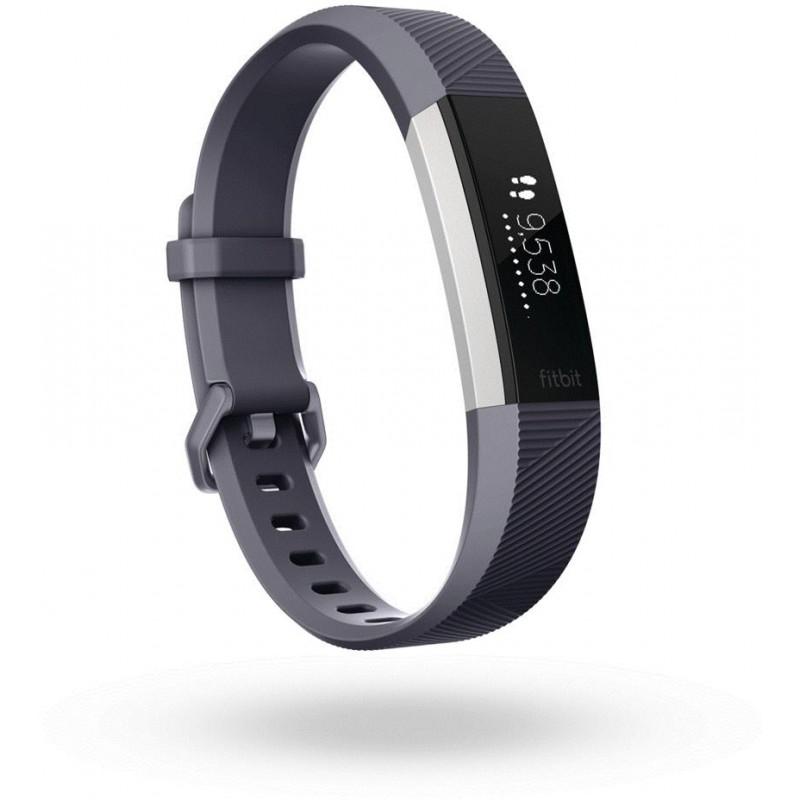 Fitbit трекер активности Alta HR S, синий-серый