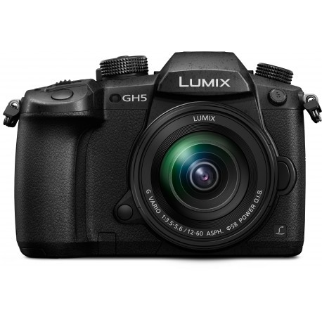 Panasonic Lumix DC-GH5 + 12-60mm f/3.5-5.6 Kit
