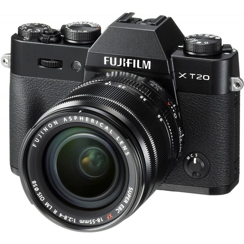 Fujifilm X-T20 + 18-55mm Kit, must