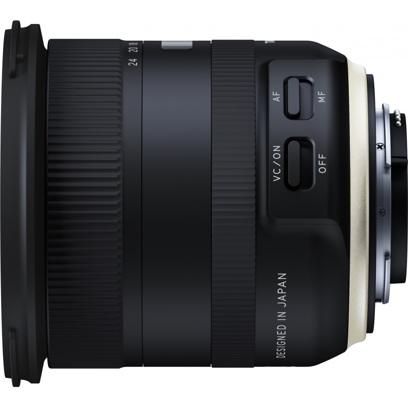 Tamron 10-24 f/3.5-4.5 Di II VC HLD objektiiv Nikonile
