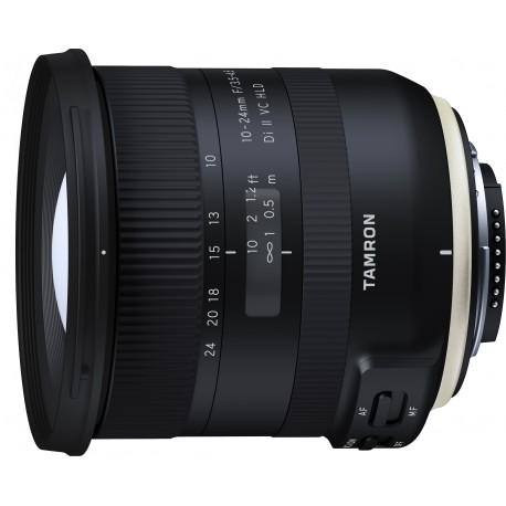 Tamron 10-24mm f/3.5-4.5 Di II VC HLD objektiiv Nikonile