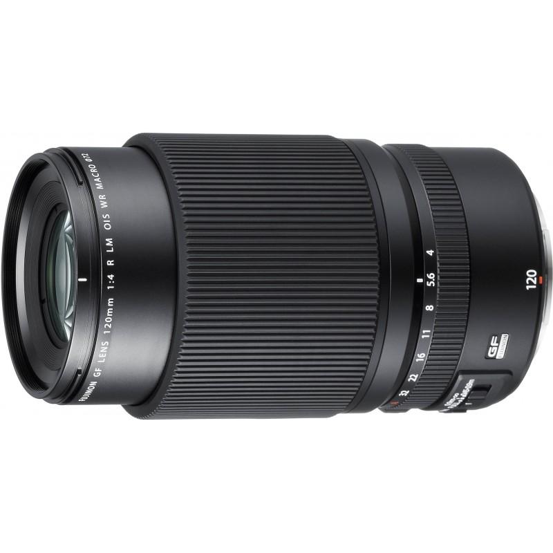 Fujinon GF 120mm f/4 Macro R LM OIS WR objektiiv