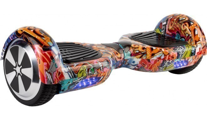 MPman Gyropode G1 баланс-скутер, street art